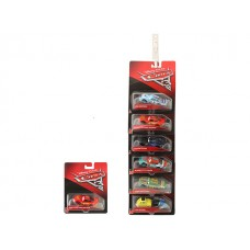 Disney Cars Die-Cast Vehicles w/Clip Strip