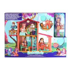 Enchantimals Enchanted Cozy Deer House