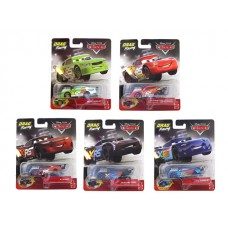 Disney Pixar Cars XRS Drag Racing Vehicles Single Series Asst