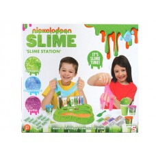 Nickelodeon Slime Station -English