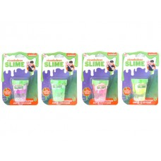 Nickelodeon Slime Mega Stretchy 80g Pots Asst