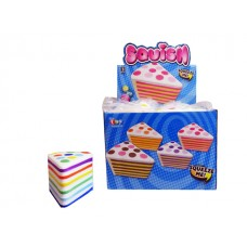 """Squish 4"""" Scented Cake W/ Display"""